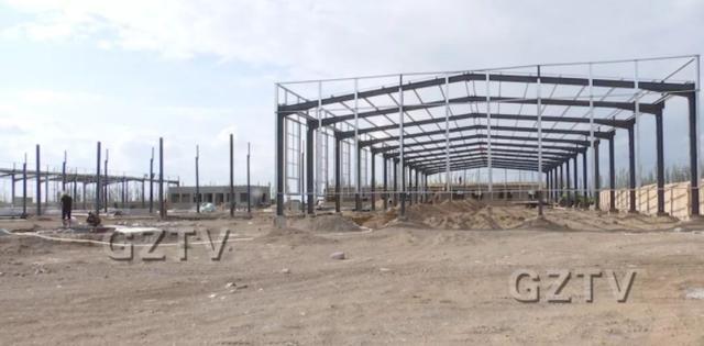 瓜州县废旧农膜回收及综合利用项目建设有序推进