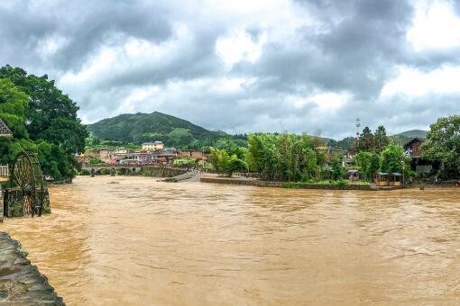 今年这些地区可能发生较大洪水!具体是哪里?遇到洪水怎么自救?