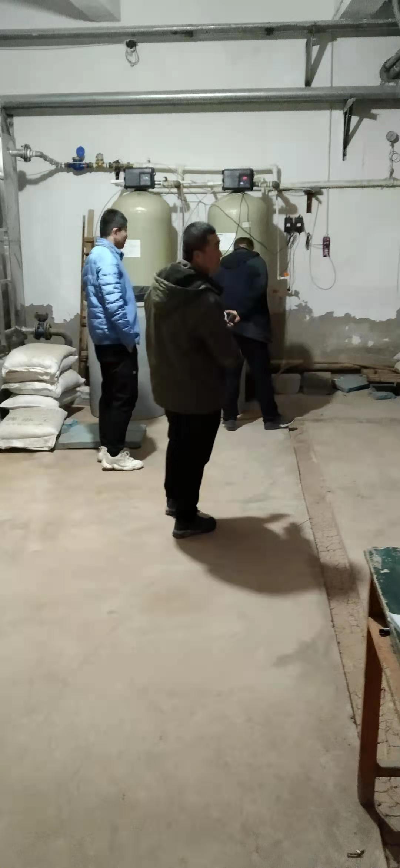 敦煌市永盛热力有限公司开展消防安全联合检查