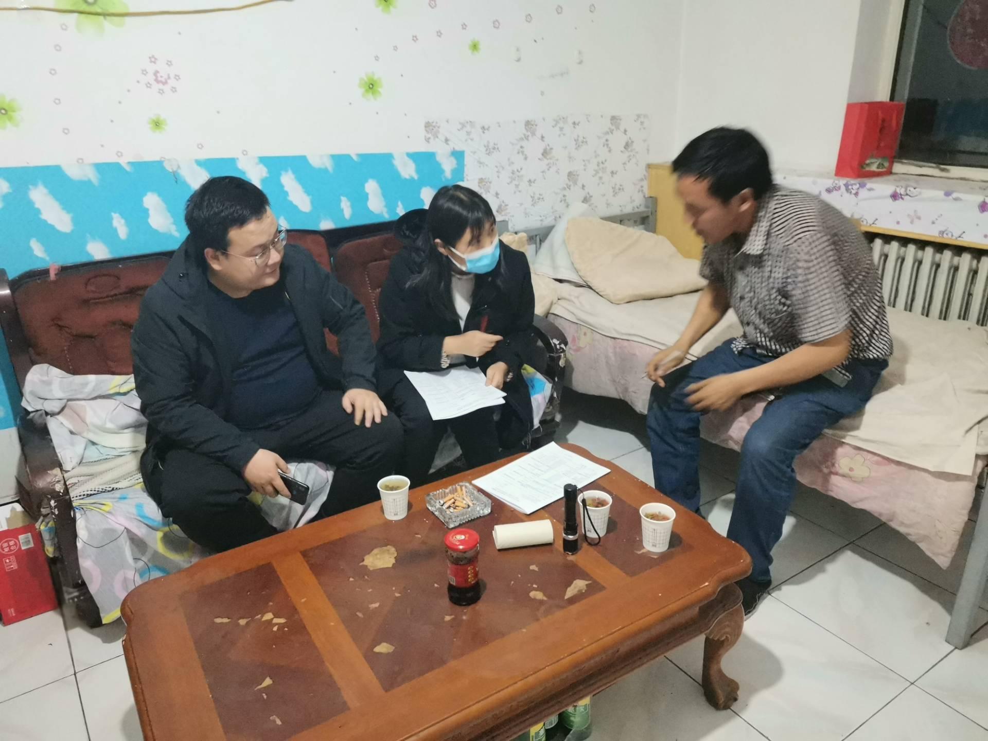 瓜州县柳园镇:网格员变身普查员 助力人口普查工作