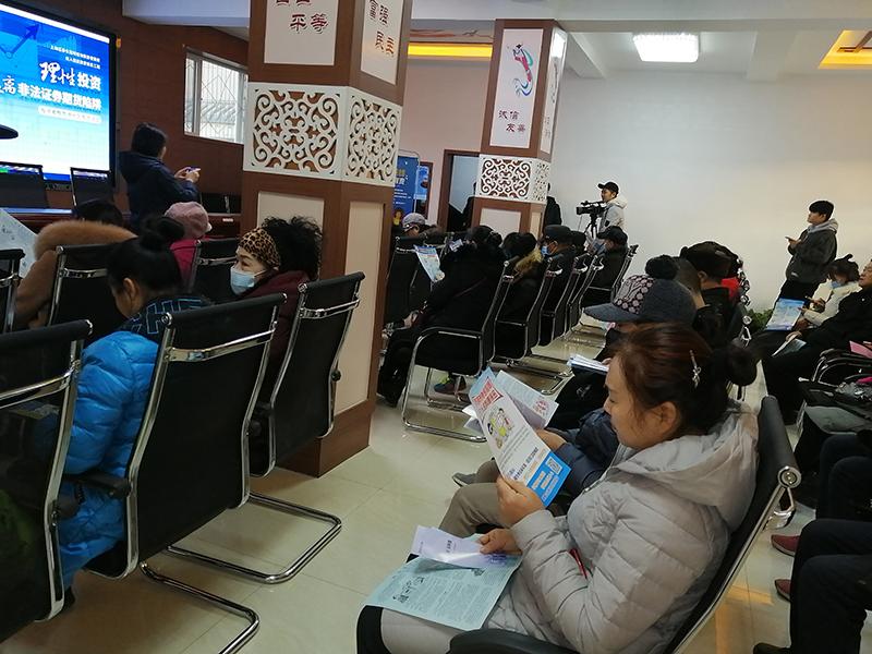 沙州镇古城社区: 平安创建宣传,我们在行动