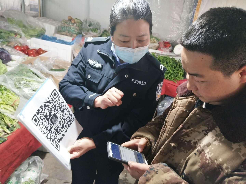 """敦煌市禁毒办开展务工人员禁毒宣传 及""""金钟罩""""推广活动"""
