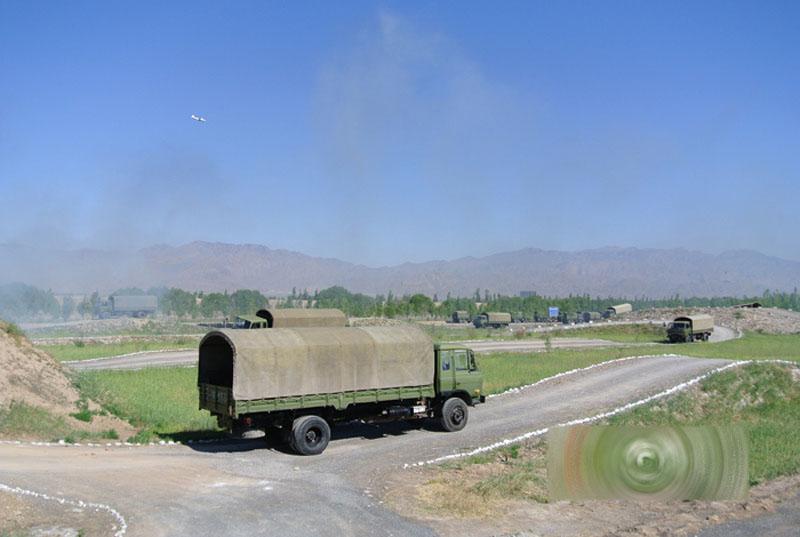 美侦测到中国导弹轨迹华盛顿愁云惨雾