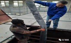 确保市民温暖过春节——玉门市融心公司全力早筹划备战春节供热