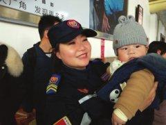 【新春走基层】兰州青年志愿者服务春运暖冬行动启动